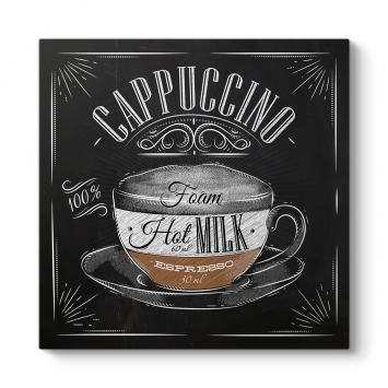 Kapuçino Kahve Tarifi Tablosu