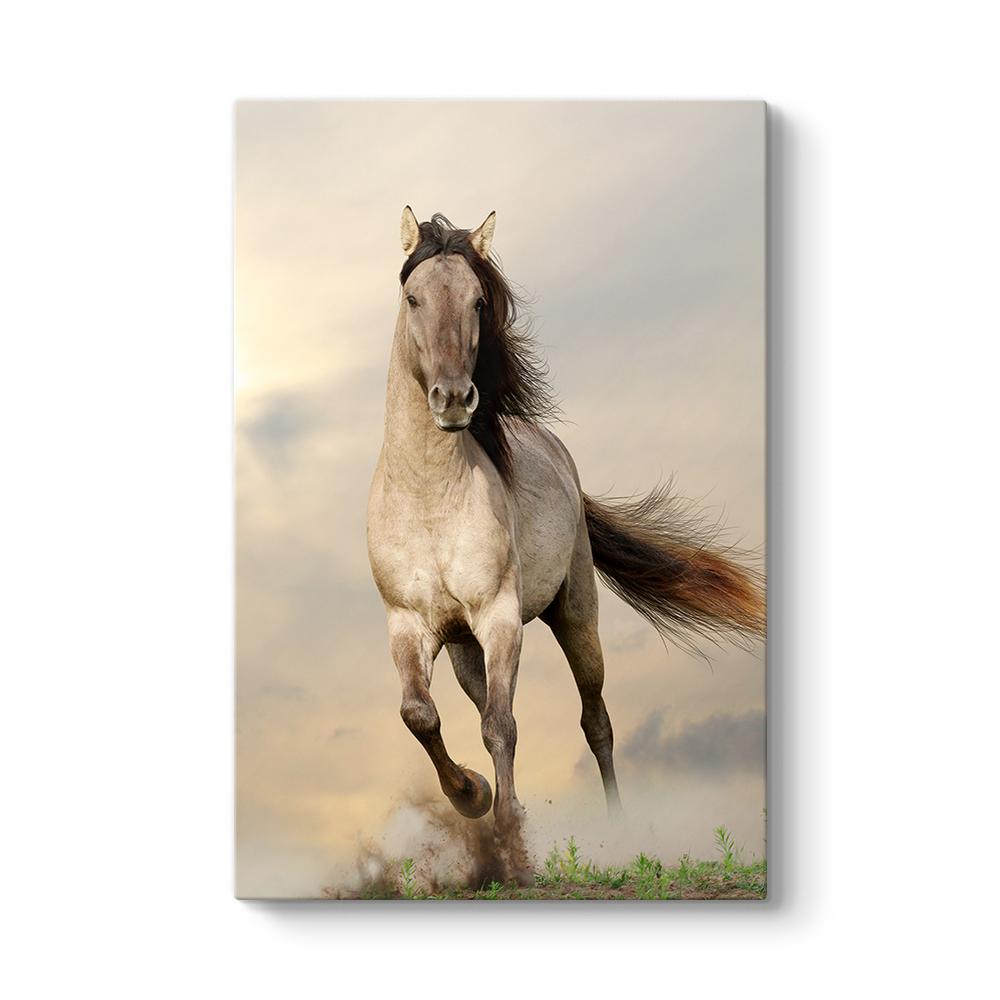 At Tabloları ünlü Ressamların At Resimli Ve Figürlü Tabloları