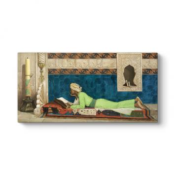 Osman Hamdi Bey - Alim Tablosu
