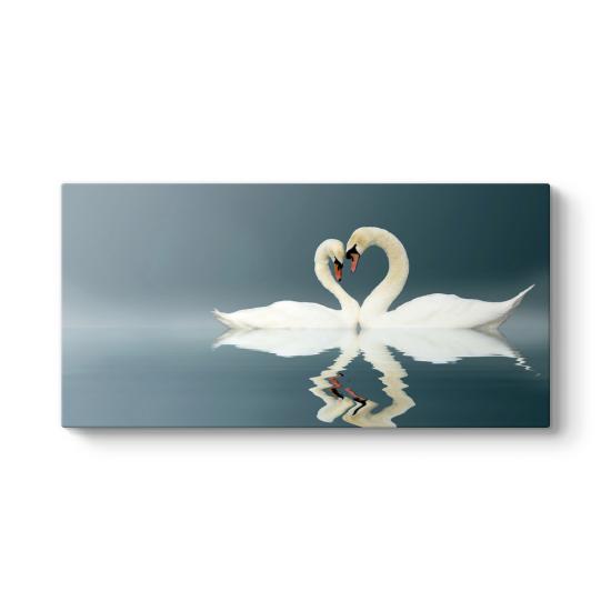 Aşık Kuğular Tablosu