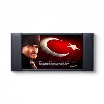 Atatürk Vektörel Makam Arkalığı Fonu