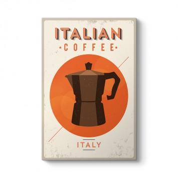 İtalyan Kahvesi Tablosu