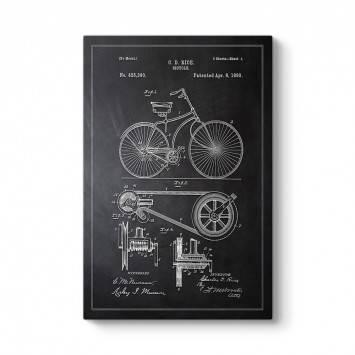 Bisiklet Patenti Tablosu