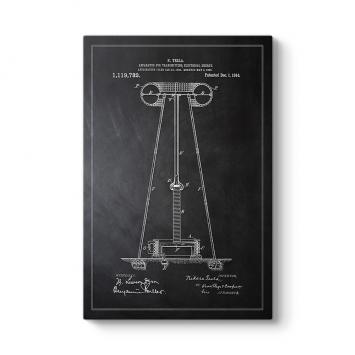 Nikola Tesla Patent Tablosu