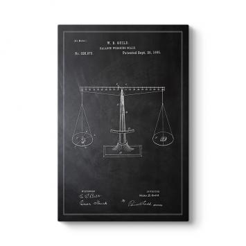Denge Ölçeği Patenti Tablosu