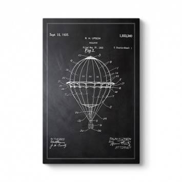 Balon Patenti Tablosu