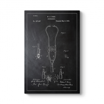 Stetoskop Patenti Tablosu