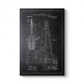 Petrol Sondaj Patenti Tablosu
