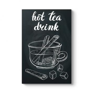 Sıcak Çay Tablosu