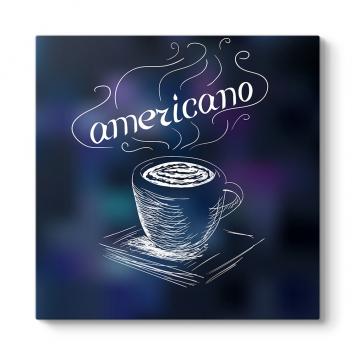 Americano Kahvesi