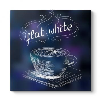 Flat White Kahve
