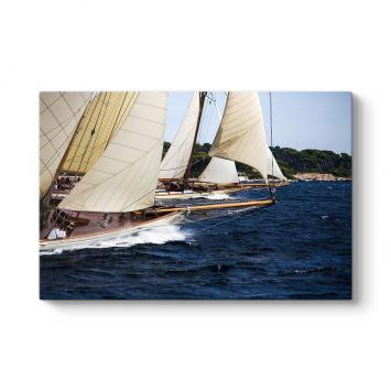 Yelkenli Yarışı Tablosu