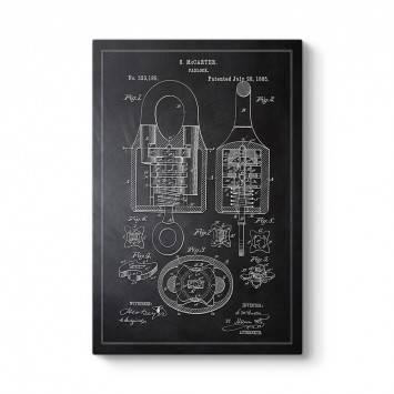 Asma Kilit Patent Tablosu
