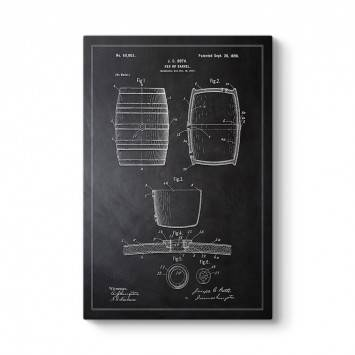 Bira Fıçısı Patent Tablosu