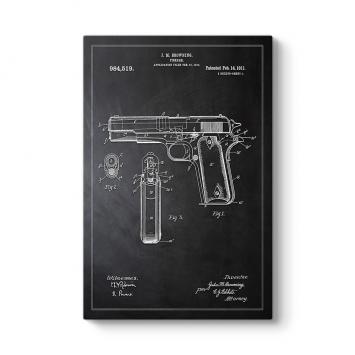 Browning Silah Patenti Tablosu