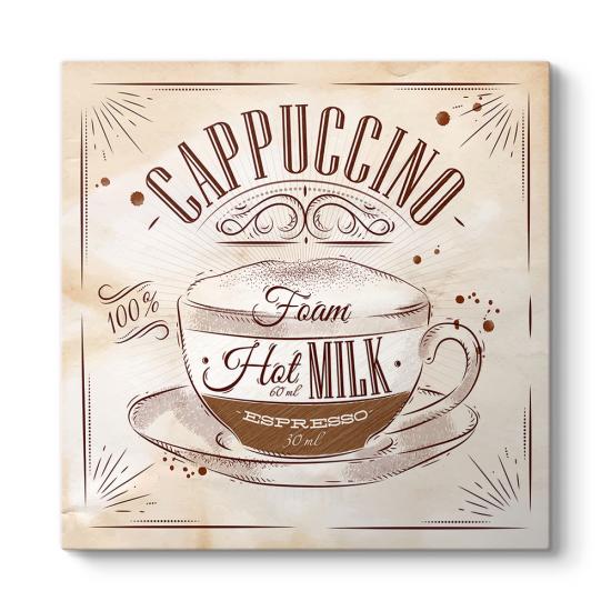 Cappuccino Tarifi Tablosu
