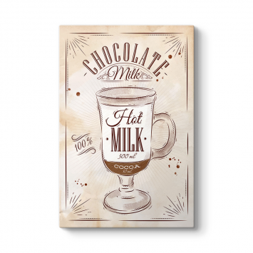 Çikolatalı Süt Tarifi Tablosu