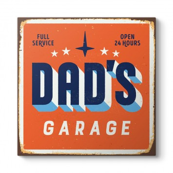 Dad's Garage Tablosu