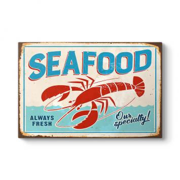 Deniz Ürünleri Tablosu