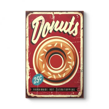 Donuts Tablosu