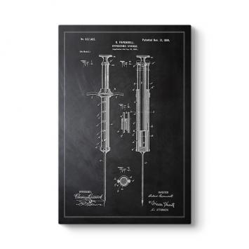 Enjektör Şırınga Patent Tablosu