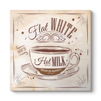 Flat White Kahve Tarifi Tablosu
