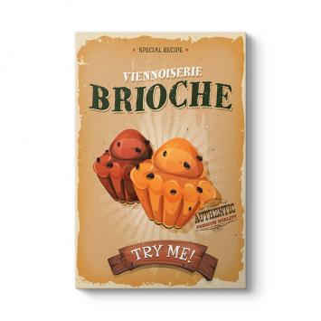 Fransız Brioche Tablosu