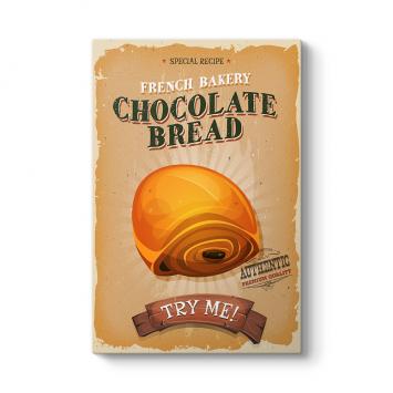 Fransız Chocolate Bread Tablosu