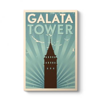 Galata Tower Tablosu