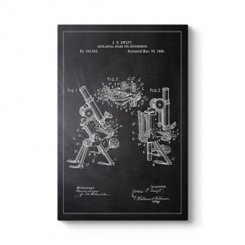 Mikroskop Patent Tablosu