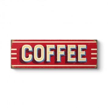 Panorama Coffee Tablosu