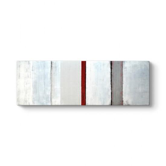 Panorama Kırmızı Çizgi Tablosu