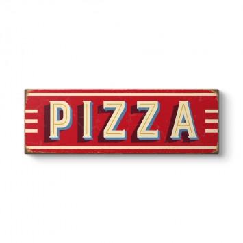 Panorama Pizza Tablosu