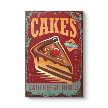 Pasta Dilimi Tablosu