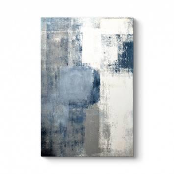 Pastel Mavi Tablo