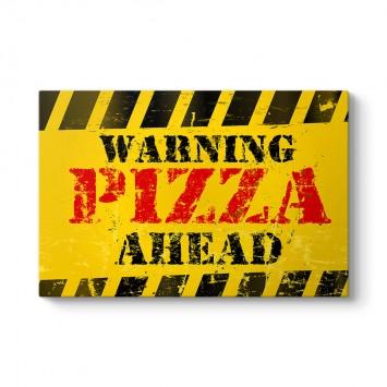 Pizza Uyarı Tablosu