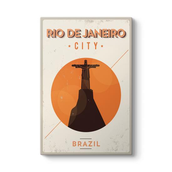 Rio De Janeiro Tablosu