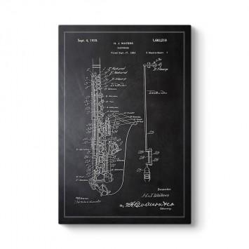 Saksafon Patenti Tablosu