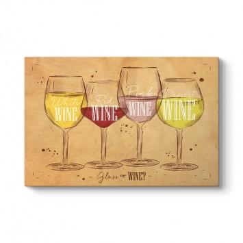 Şarap Çeşitleri Tablo