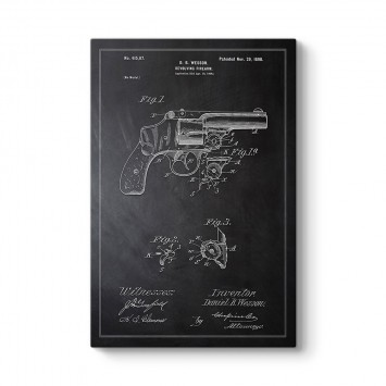 Smith Wesson Silah Patent Tablosu
