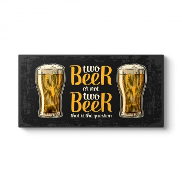 Two Beer Tablosu