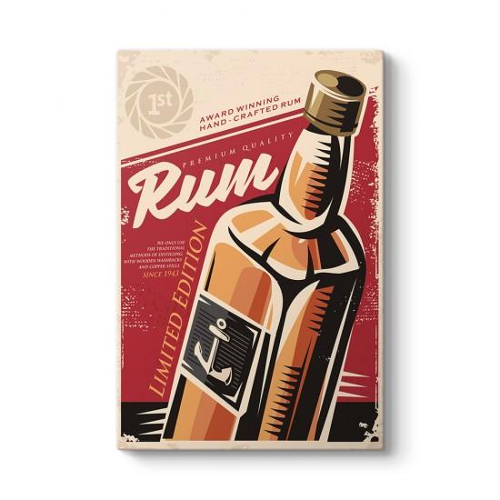 Vintage Rom Tablosu