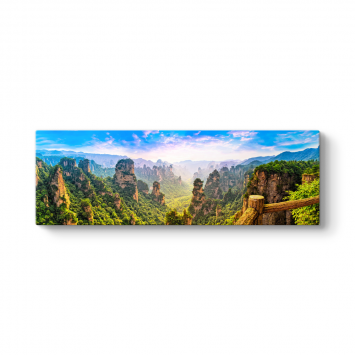 Zhangjiajie Naturel Parkı Tablosu