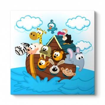 Gemide Hayvanlar Tablosu