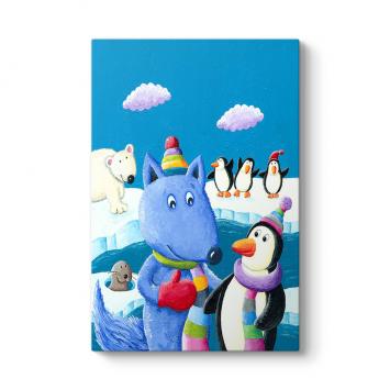 Kutup Hayvanları Tablosu