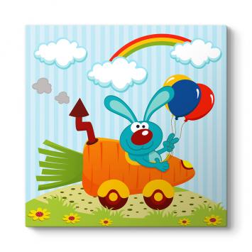Mavi Tavşan Tablosu