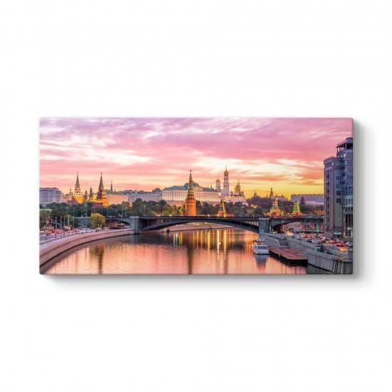 Moskova Kremlini Tablosu