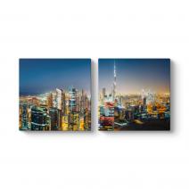 Panorama Dubai Tablosu