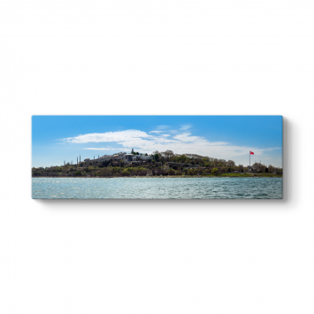 Panorama Topkapı Sarayı Tablosu