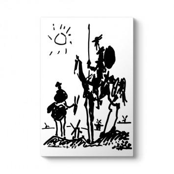 Picasso - Don Kişot